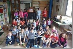 En colegio Lorenzo Goicoa