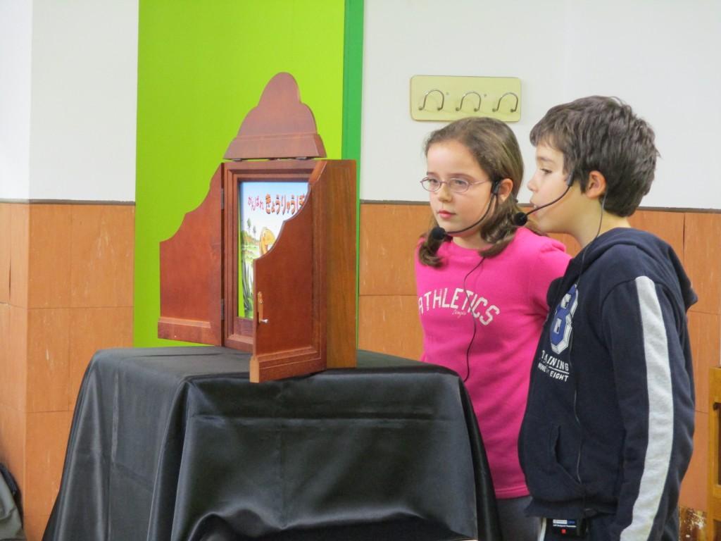 Julia y Victor